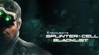 Splinter Cell Blacklist: 1º CONTATO COM O GAME  #1