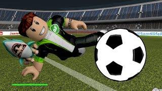FUTBOL ROBLOX'DA / Roblox Kick Off / Roblox Türkçe / Oyun Safı w Ercan Öz