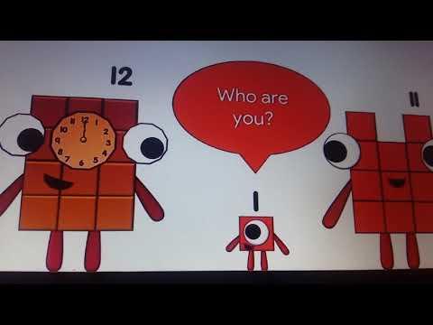 Numberblocks animation twelve (part 1) (fandub) (no hate)