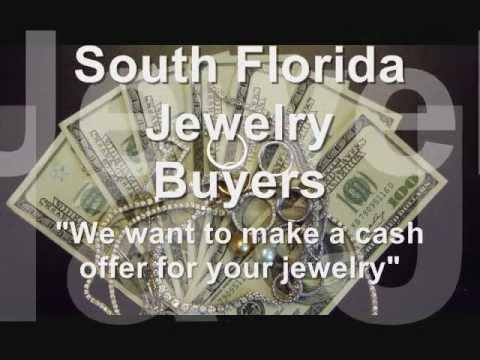 Sell Diamonds Davie, South Florida Jewelry Buyers