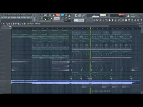 Martin Garrix & Mesto - WIEE (FL Studio Remake + FLP & Presets)