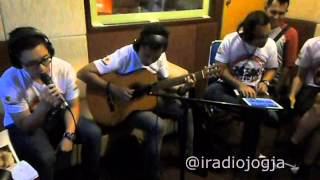 Kerispatih - Tertatih | Live acoustic on #SoreSore I-Radio Jogja