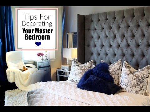 Luxury Master Bedroom Decorating Ideas - MissLizHeart