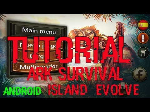 how to play survival island evolve