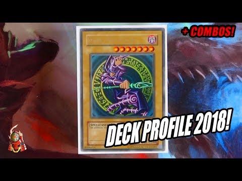 *YUGIOH* BEST! DARK MAGICIAN DECK PROFILE! + LINK COMBOs! FEBRUARY 2018 BANLIST (March 2018 Update)