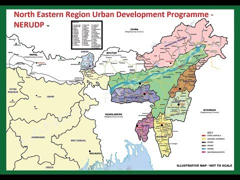 North East Region Urban Development Programme