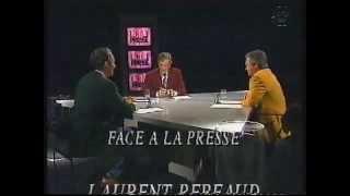 TSR Face à la presse avec Maxence Brulard