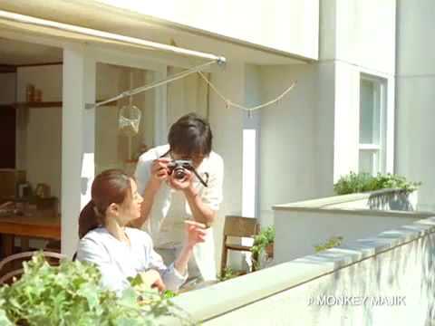 堺雅人 アサヒ CM スチル画像。CM動画を再生できます。