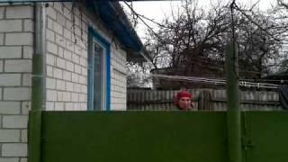 бабушка соседка и забор ч.2