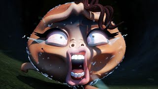 LARVA | EL AGUJERO OSCURO | Dibujos animados para niños | WildBrain