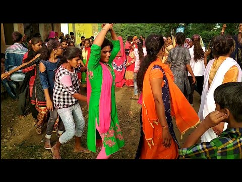 Ice_Cream_Mare_Jodhe_Khati_Chori_Female_Dance // Arjun R meda // Adivasi Dance  // Adivasi songs