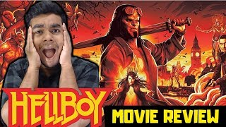 HellBoy (2019) – Movie Review