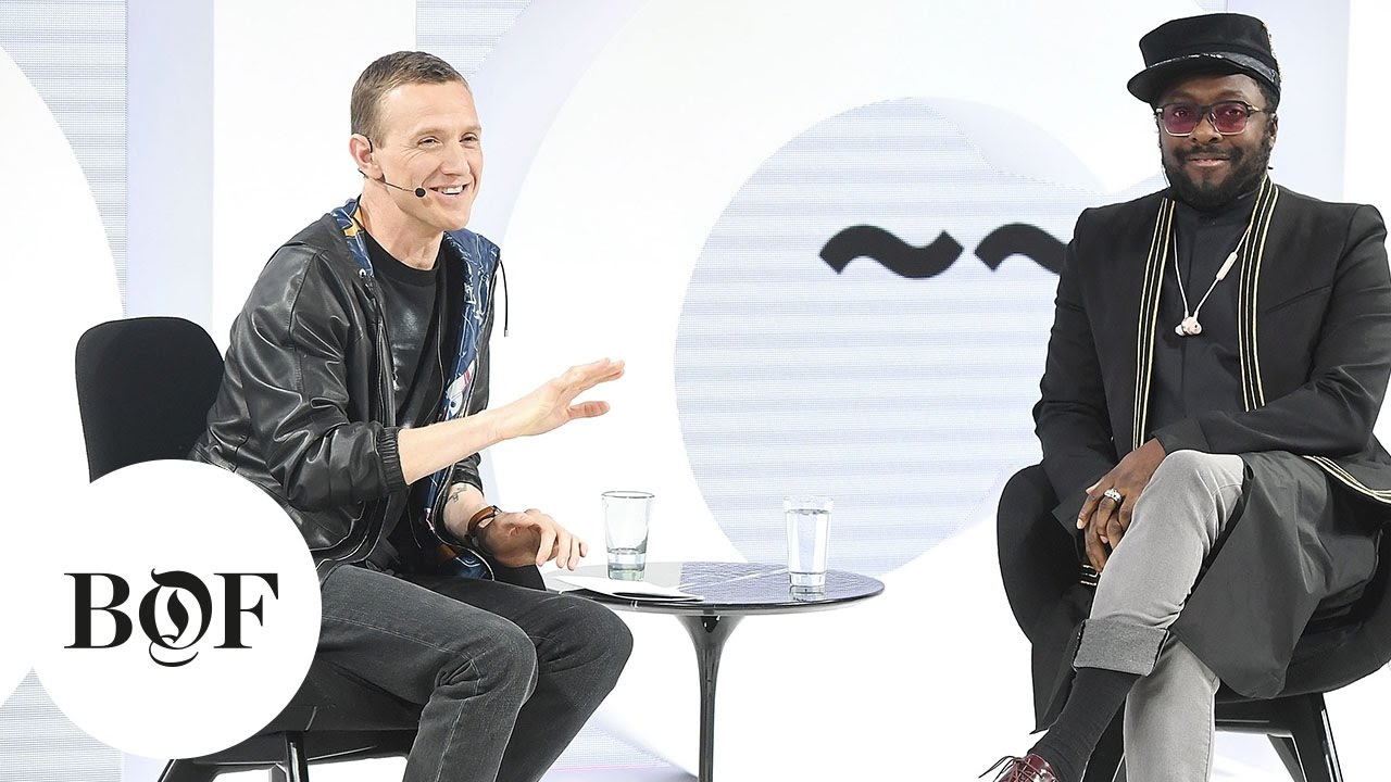The Future Of Music Technology And Fashion Will I Am Bofvoices Youtube