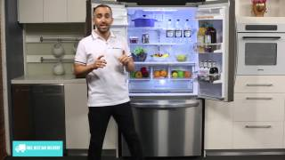 Lg Gf-sl730sl 730l French Door Fridge Reviewed By Product Expert - Appliances Online