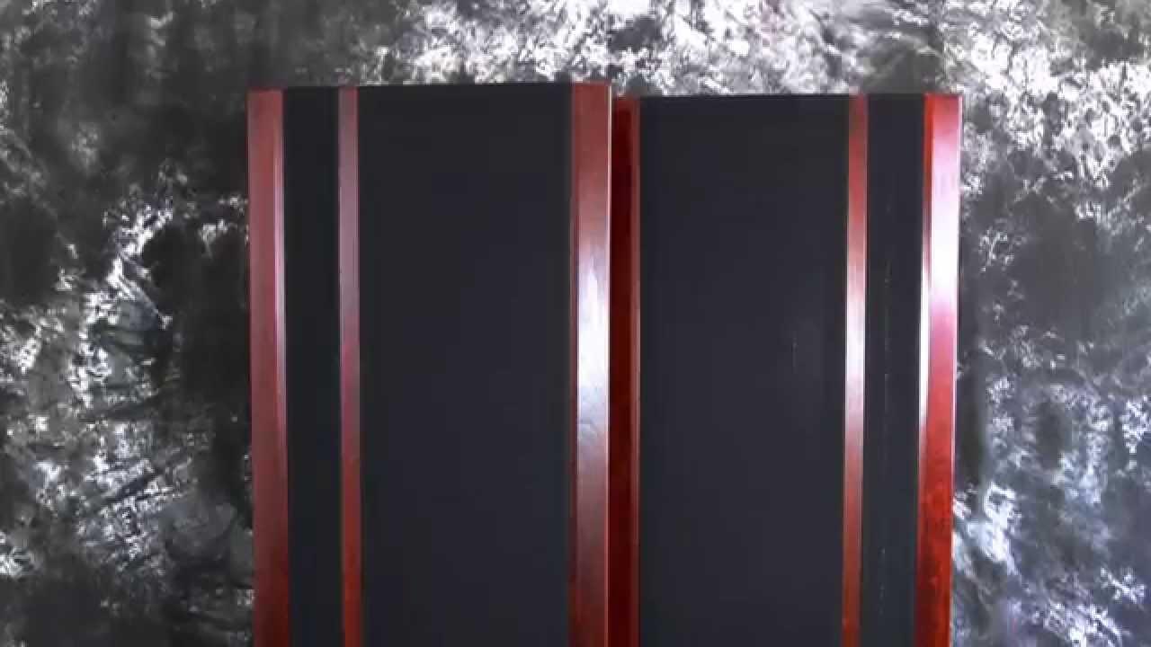 Stereo Design Magnepan Mg 3 7i Speakers Youtube