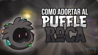 ¿Cómo Adoptar al Puffle Roca en SuperCPPS?