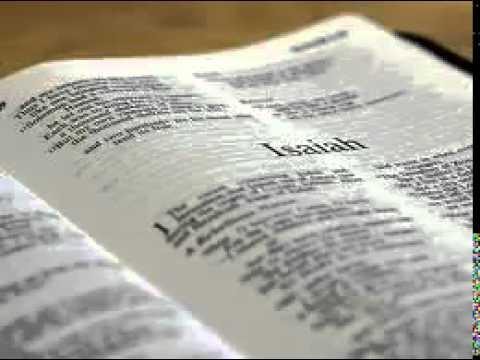 Isaiah 43 - New International Version NIV Dramatized Audio Bible