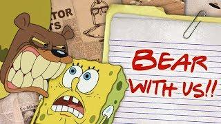 Are Spongebob's Anti Sea Bear Tactics Useful? | Channel Frederator