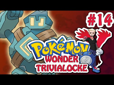 Pokémon Y Wonder Trivialocke Part 14 - GIVE ME CREDIT