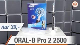 ORAL-B Pro 2 2500 für nur 39 Euro - Die Top Features │ Angebot der Woche