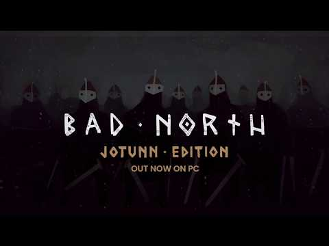 Patch 2 00: Jotunn Edition — Bad North