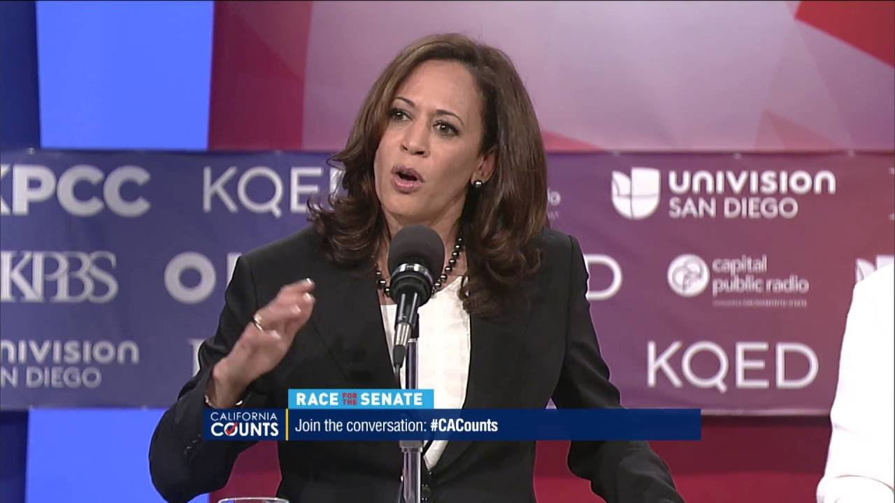 Senator Kamala Harris Has Officially Dropped Out Of The 2020 Presidential Race [VIDEO]