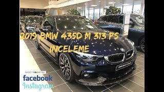 Yeni BMW F32 435d xDrive 313 ps Coupe M Sport inceleme review