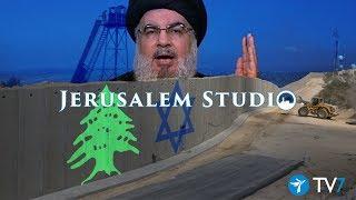 Lebanon- Israel: conflict resolution & mediation – Jerusalem Studio 433