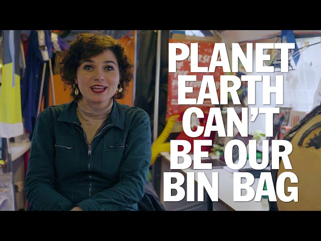 #NoWasteChallenge: Planet earth can't be our bin bag
