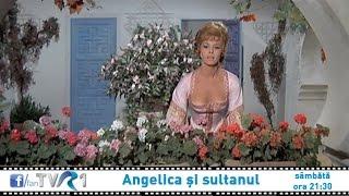 Angelica şi sultanul (Angelique et le sultan)