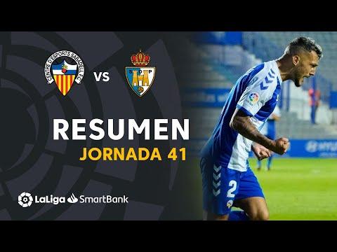 Sabadell CE Ponferradina Goals And Highlights