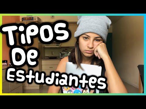 Adriana Luna- Tipos de Personas Estudiando.
