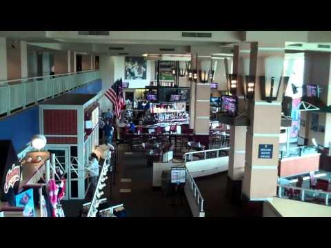 Cleveland Indians Progressive Field Club Level Restaurant - Delaware North Sportservice