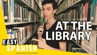 At the library | Super Easy Spanish 2