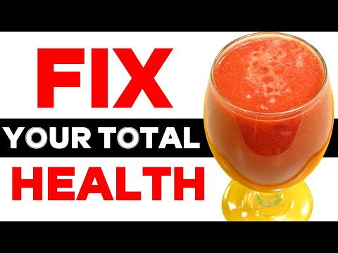 Fix Your Total Health   This Vegetable will Fix Your Total Heath   Health and Beauty
