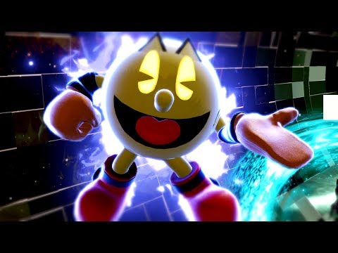 WAKA.exe I Super Smash Bros. Ultimate Highlights(Pac-Man) thumbnail