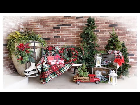 CHRISTMAS HOME TOUR 2019 - CHRISTMAS DECOR