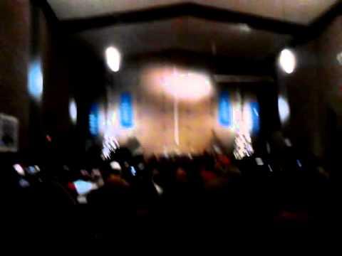 Skyler @ christmas chior recital 2014