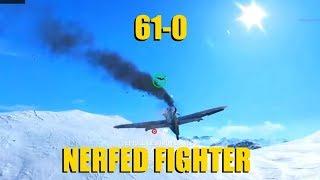 BFV - 61-0 | BF 109 G-6 Fjell 652