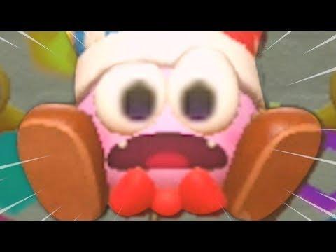 Kirby\'s Strange Allies