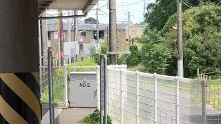 鹿児島本線キハ47系特急或る列車2021年7月24日(土)13時45分頃