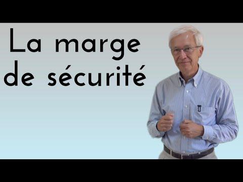 Comprendre la finance : la marge de sécurité