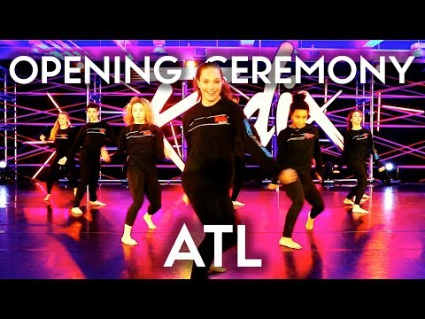 Radix Opening Ceremony ATL   Radix Dance Fix Season 2   Ocho Cinco - DJ Snake feat Yellowclaw