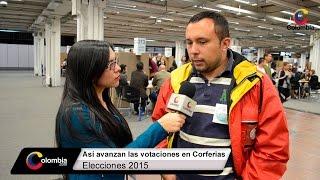 Elecciones 2015: Reacciones de la jornada de votaciones en Corferias