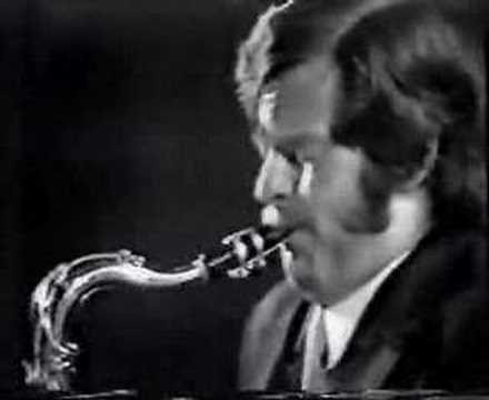 "Tubby Hayes Big Band 1969.   ""You Know I Care"""