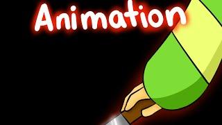 *Determination. - Undertale Animation (Glitchtale #3)