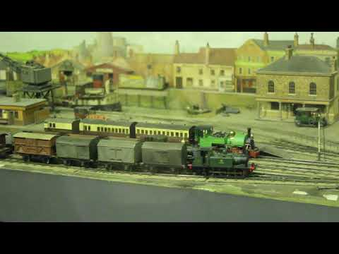 HD Second Trip to Pendon Museum, Oxfordshire 16/09/2017 with Madder Valley Railway Running