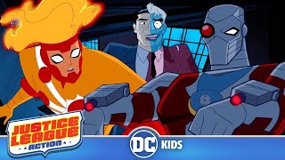 Justice League Action   Two-Faced Disguise