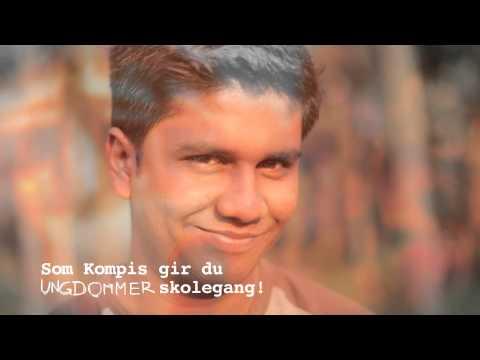 KompisTeaser 2015: Utdanning for livet!
