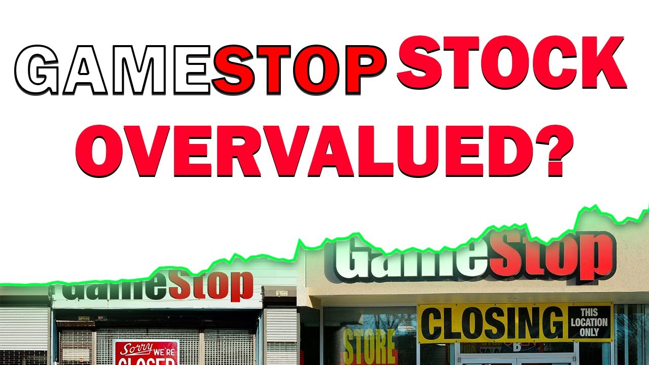 GameStop stock on watch after Citron goes negative